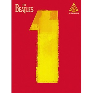 Hal-Leonard-The-Beatles-1-Guitar-Tab-Book-Standard