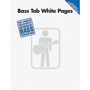 Hal-Leonard-Bass-Tab-White-Pages-Songbook--Standard