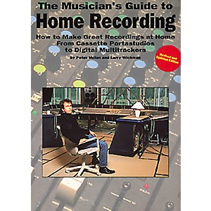 Music-Sales-The-Musician-s-Guide-to-Home-Recording-Book-Standard
