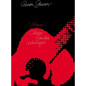 Alfred-Classic-Guitar-Technique--Volume-1---Book-CD-Standard
