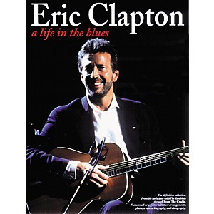Music-Sales-ERIC-CLAPTON--LIFE-IN-THE-BLUES-Standard