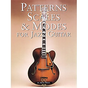 Music-Sales-Patterns--Scales-and-Modes-for-Jazz-Guitar-Book-Standard