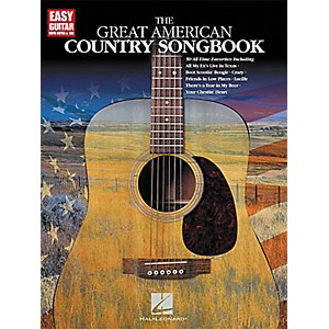 Hal-Leonard-The-Great-American-Country-Easy-Guitar-Tab-Book-Standard
