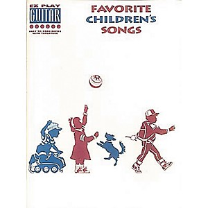 Hal-Leonard-Favorite-Children-s-Songs-Book-Standard