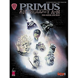 Hal-Leonard-Primus-Anthology-A-N-Guitar---Bass-Tab-Book-Standard