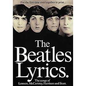 Hal-Leonard-The-Beatles-Lyrics-Standard