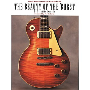 Hal-Leonard-The-Beauty-of-the--Burst-Book-Standard