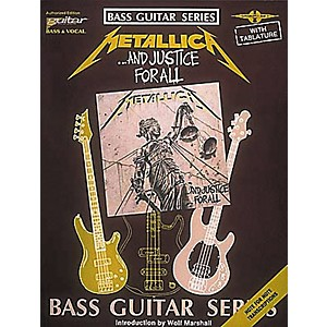 Hal-Leonard-Metallica---And-Justice-for-All-Bass-Guitar-Tab-Book-Standard