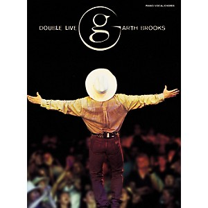 Alfred-Garth-Brooks---Double-Live-Piano--Vocal--Guitar-Songbook--Standard