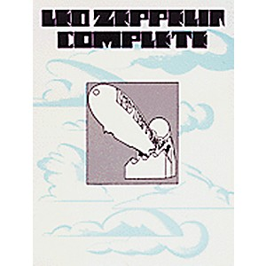Alfred-Led-Zeppelin-Complete-Piano--Vocal--Guitar-Songbook--Standard