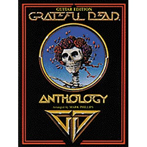 Alfred-Grateful-Dead-Anthology-Guitar-Tab-Book-Standard