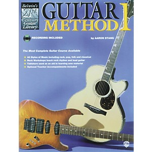 Alfred-Guitar-Method-1-Book-Standard