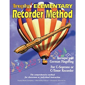 Trophy-Elementary-Recorder-Method-Standard