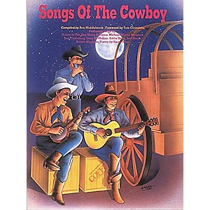 Centerstream-Publishing-Songs-Of-The-Cowboy-Guitar-Tab-Songbook--Standard
