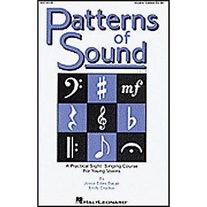 Hal-Leonard-Patterns-of-Sound-Student-Edition---Volume-2-Book-Standard