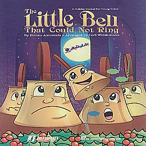 Hal-Leonard-The-Little-Bell-That-Could-Not-Ring---Showtrax-CD-Standard