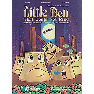 Hal-Leonard-The-Little-Bell-That-Could-Not-Ring---Teacher-Edition-Standard