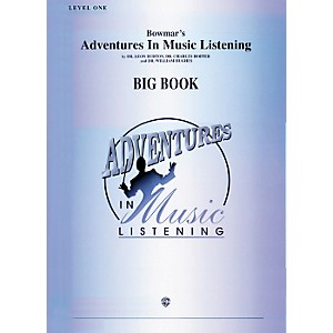 Alfred-Adventures-In-Music-Listening-Big-Book-Level-One-Standard