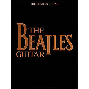 Hal-Leonard-The-Beatles-Solo-Guitar-Tab-Arrangments-Book--Standard