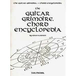 Carl-Fischer-Guitar-Grimoire-Chord-Encyclopedia-Book-Standard