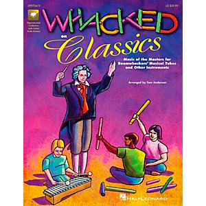 Hal-Leonard-Whacked-on-Classics-for-Boomwhackers-Book-Standard
