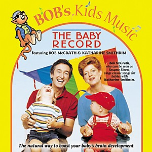 Bob-McGrath-The-Baby-Record--CD--Standard