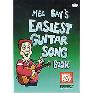 Mel-Bay-Easiest-Guitar-Songbook-Standard