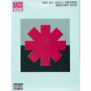 Hal-Leonard-Red-Hot-Chili-Peppers-Greatest-Hits-Bass-Guitar-Tab-Songbook--Standard