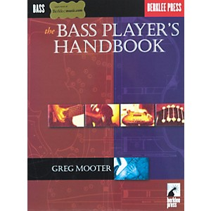 Berklee-Press-The-Bass-Player-s-Handbook--Book--Standard