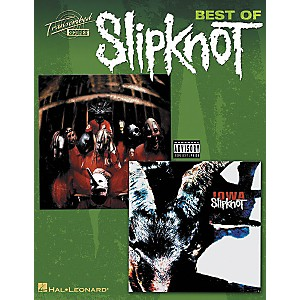 Hal-Leonard-Best-Of-Slipknot-Guitar-Tab-Songbook--Standard