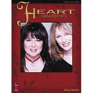 Cherry-Lane-Heart---Greatest-Hits-Piano--Vocal--Guitar-Songbook--Standard