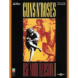 Cherry-Lane-Guns-N--Roses-Use-Your-Illusion-1-Guitar-Tab-Songbook-Standard
