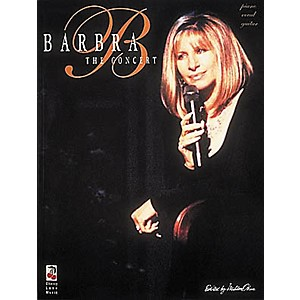 Cherry-Lane-Barbra-Streisand-in-Concert-Book-Standard
