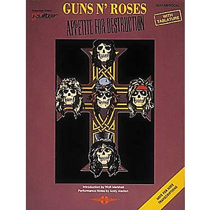 Cherry-Lane-Guns-N--Roses-Appetite-for-Destruction-Guitar-Tab-Songbook-Standard