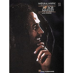 Hal-Leonard-Bob-Marley---Natural-Mystic-Piano--Vocal--Guitar-Songbook--Standard