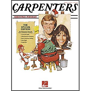 Hal-Leonard-Carpenters---Christmas-Portrait-Piano--Vocal--Guitar-Songbook--Standard