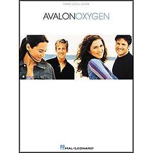 Hal-Leonard-Avalon---Oxygen-Piano--Vocal--Guitar-Songbook--Standard
