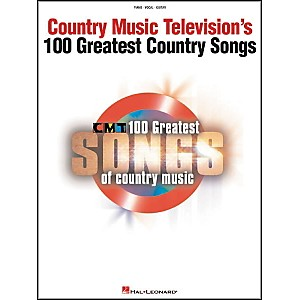 Hal-Leonard-Country-Music-Television-s-100-Greatest-Songs-of-Country-Music-Piano--Vocal--Guitar-Songbook-Standard