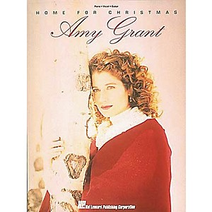 Hal-Leonard-Amy-Grant---Home-for-Christmas-Piano--Vocal--Guitar-Songbook--Standard