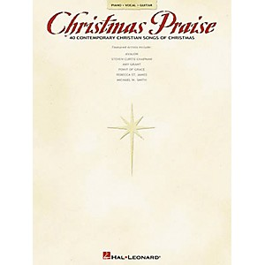 Hal-Leonard-Christmas-Praise-Piano--Vocal--Guitar-Songbook--Standard