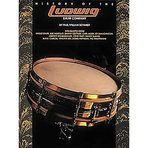 Centerstream-Publishing-History-of-the-Ludwig-Drum-Company-Book-Standard