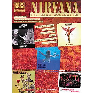 Hal-Leonard-Nirvana---The-Bass-Collection-Tab-Songbook--Standard