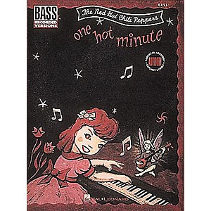 Hal-Leonard-Red-Hot-Chili-Peppers---One-Hot-Minute--Bass--Standard