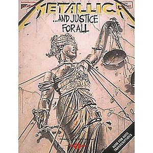 Hal-Leonard-Metallica--------And-Justice-For-All-Guitar-Tab-Songbook-Standard