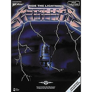 Hal-Leonard-Metallica--Ride-The-Lightning-Guitar-Tab-Songbook-Standard