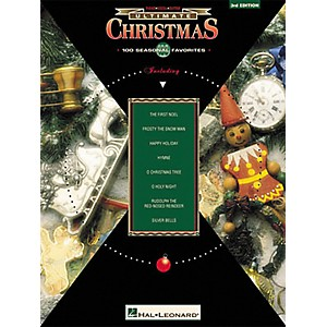 Hal-Leonard-The-Ultimate-Series-Christmas-3rd-Edition-Piano--Vocal--Guitar-Songbook--Standard
