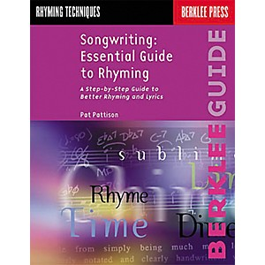 Berklee-Press-Songwriting--Essential-Guide-to-Rhyming-Book-Standard