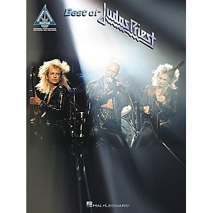 Hal-Leonard-Best-of-Judas-Priest-Guitar-Tab-Songbook--Standard