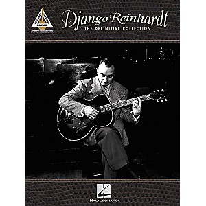 Hal-Leonard-Django-Reinhardt---The-Definitive-Collection-Guitar-Tab-Songbook--Standard