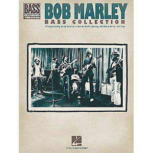 Hal-Leonard-Bob-Marley-Collection-Bass-Guitar-Tab-Songbook--Standard